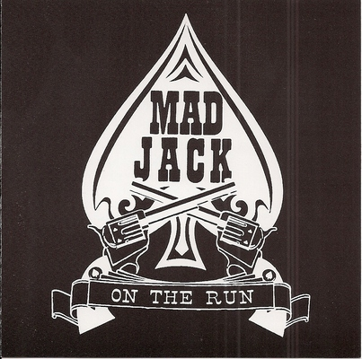 Product picture Mad Jack - On The Run mp3 full release digital download